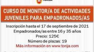 Monitor/a de Actividades Juveniles