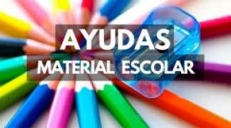 """Ayudas para material escolar de los alumnos y alumnas del C.E.I.P """"Virgen del Amparo""""."""